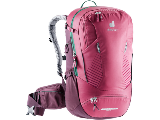 deuter Trans Alpine 28 SL Backpack Women, roze/violet